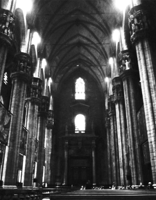 Il_Duomo_bw